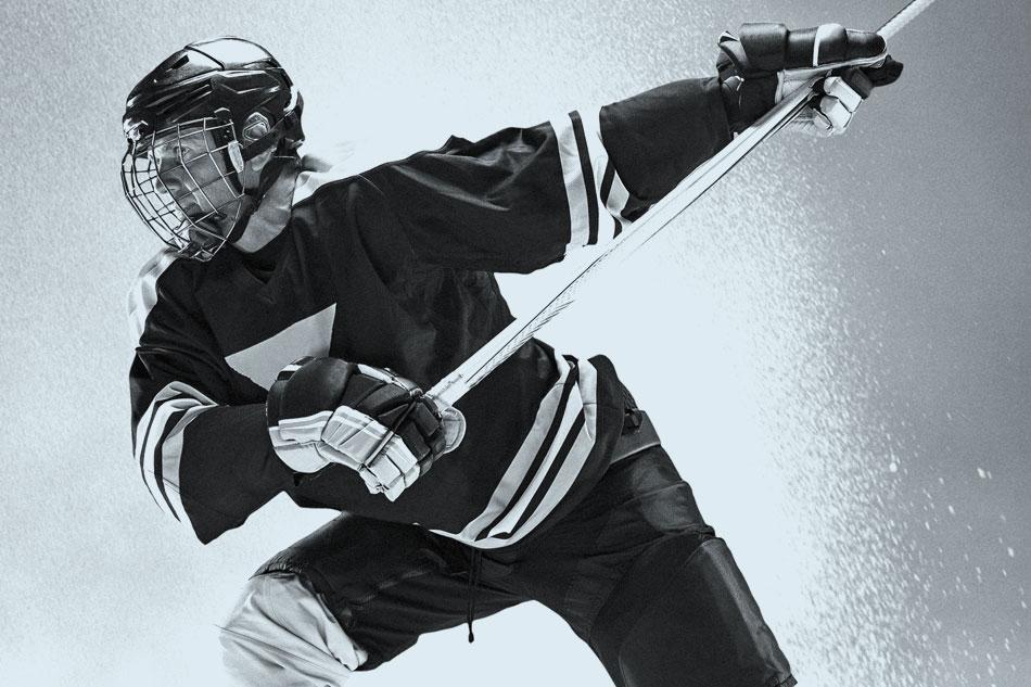 Eishockey Olympiafinale
